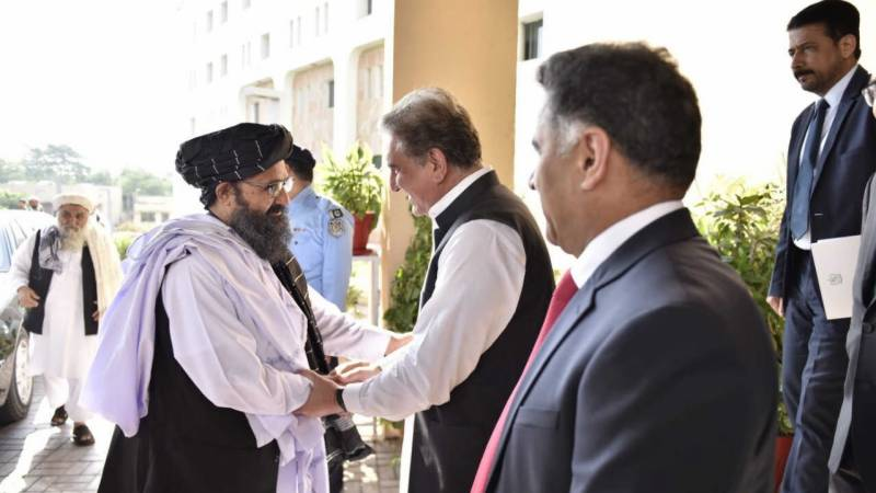 Taliban team in Islamabad for talks with Pakistan officials