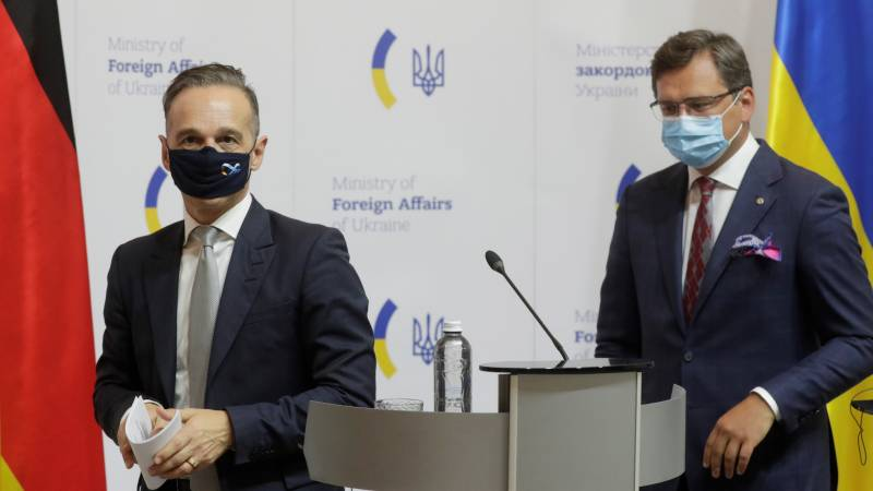 Germany hails 'significant progress' in Ukraine peace efforts