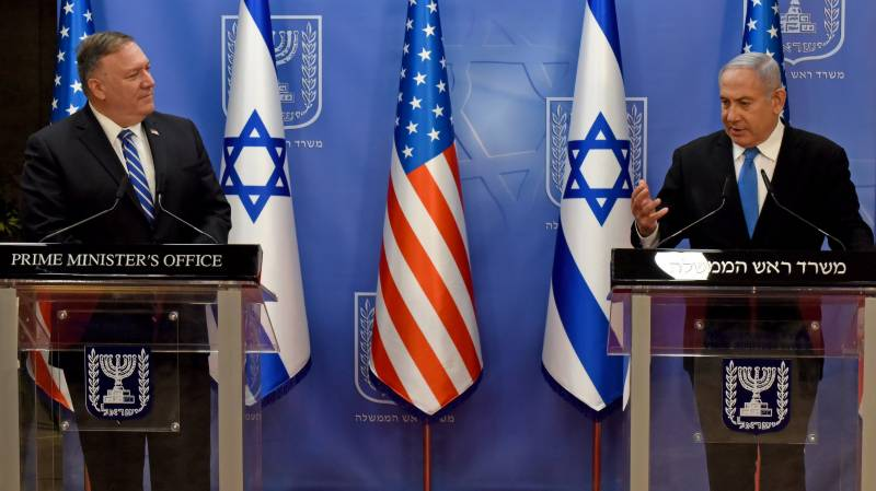 Pompeo, Netanyahu hopeful more Arab states will forge Israel ties