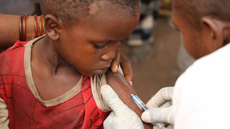 DR Congo declares end to deadly measles epidemic