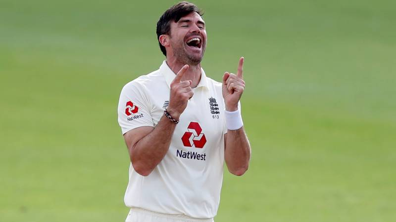 James Anderson: England's King of Swing takes 600th Test wicket