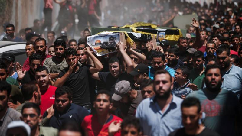 Four Gazans killed in bomb-handling mishap: security sources
