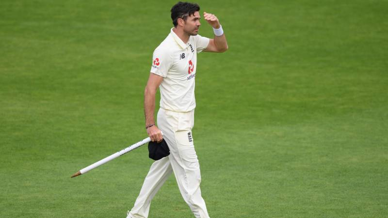 Anderson's sights on 2021/22 Ashes as he joins '600 club'