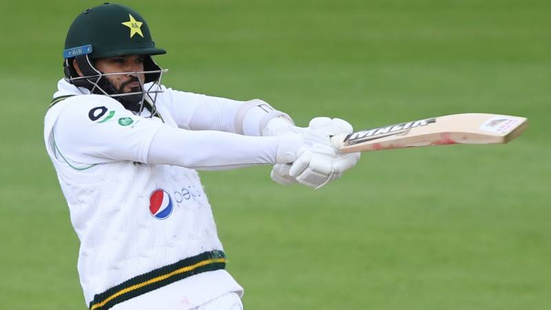 Azhar Ali rises in ICC Test rankings after 17th Test century