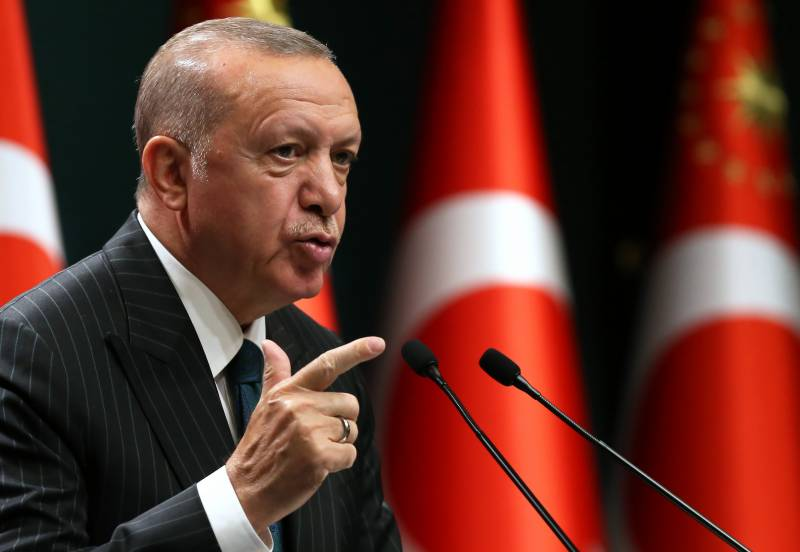 Turkey says 'no concessions' in east Mediterranean row