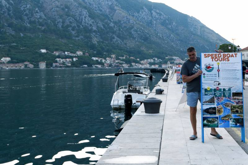 Uneasy peace as pandemic calms Montenegro's tourism 'chaos'