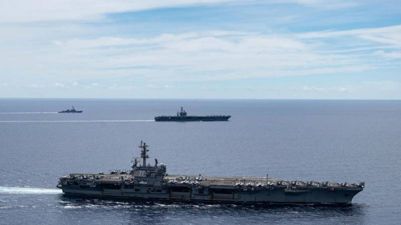 US blacklists Chinese individuals, firms for South China Sea work