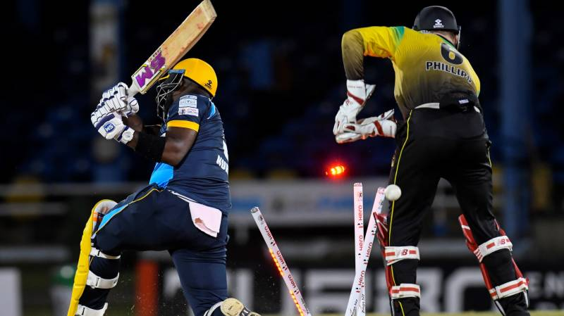 Mayers rises above as Tridents win spin-dominated contest