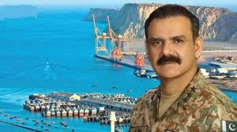 Asim Bajwa unveils availability of 1,100 CPEC jobs