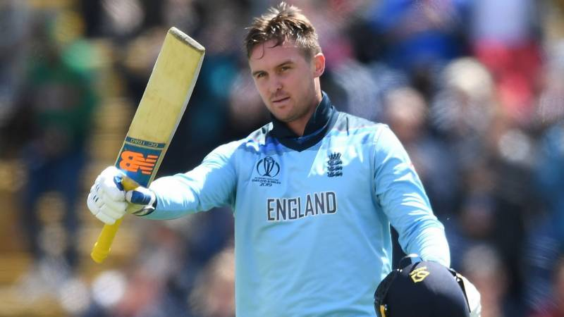 England's Roy out of Pakistan T20s
