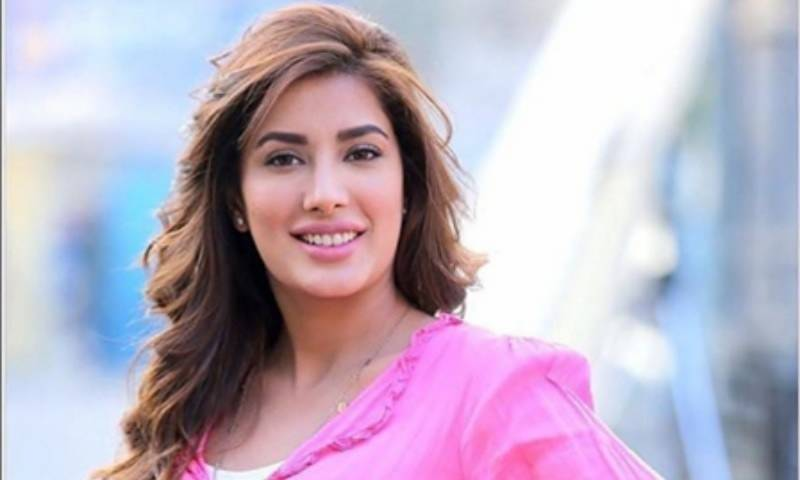 Mehwish Hayat reacts to Indian media allegations of being Dawood Ibrahim's partner