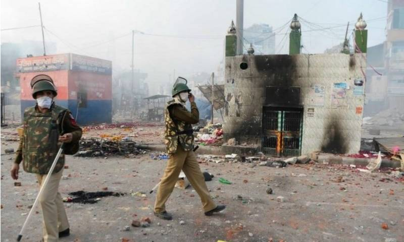 Amnesty International accuses Indian police of rights abuses in Delhi riots