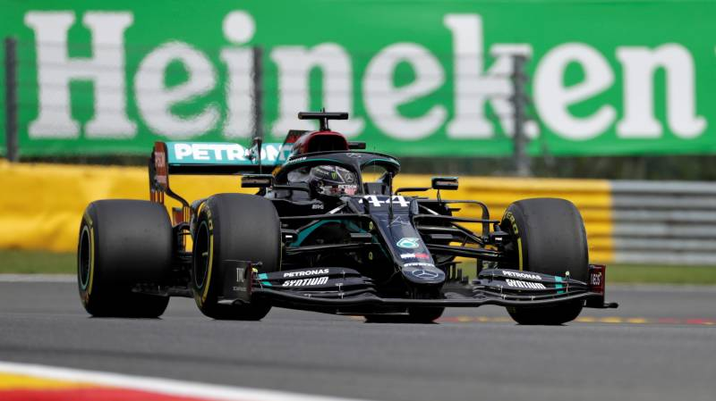 Hamilton is the best of champions, says engine boss