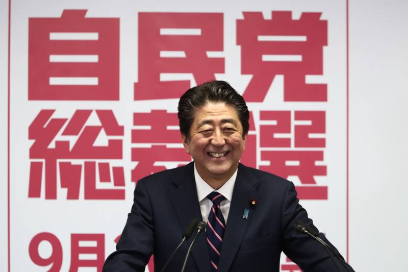 Japan PM Abe steps down over health