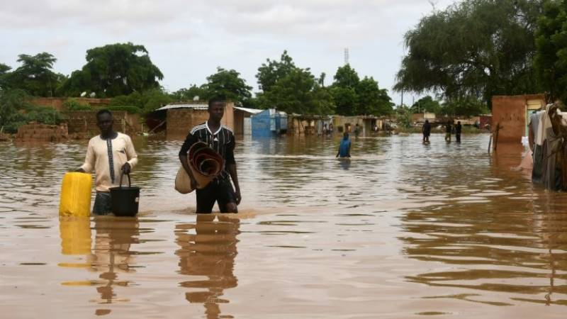 Niger capital flooded as death toll rises to 45
