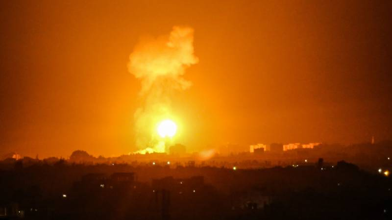 Hamas trades fire with Israel as Gaza flare-up shows no let-up