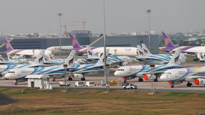 Chinese airlines' losses mitigated by domestic travel