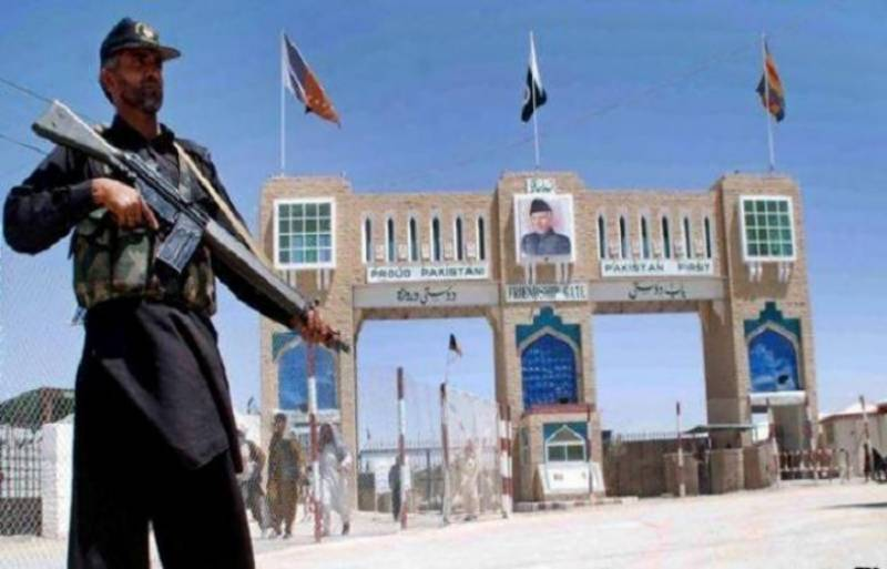 Chaman border shut for two days over security