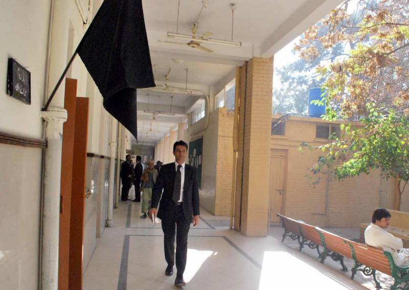 District courts to reopen in Islamabad after six months