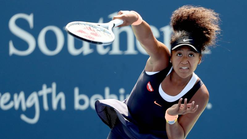 Injured Osaka faces US Open fitness fight after WTA final pull-out