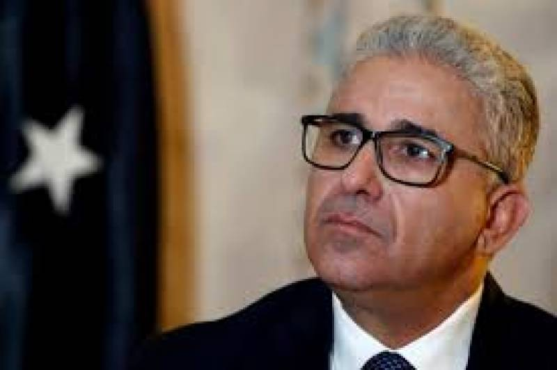 Libyan interior minister suspended after gunmen fire on protesters