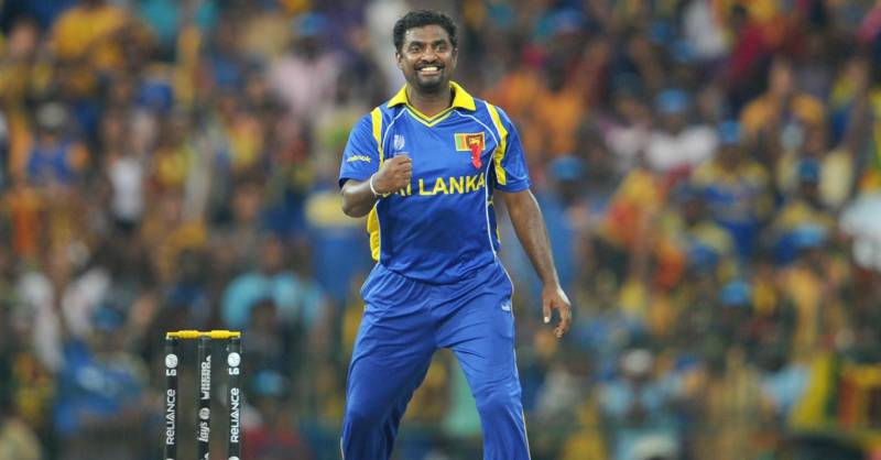 My 800 Test wickets record 'not impossible to break: Muralitharan