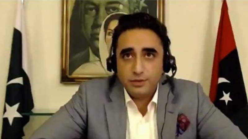Bilawal wants ministers to be with victims till last raindrop drained out