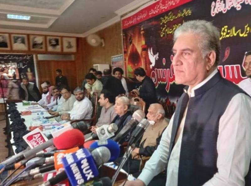 Qureshi warns of another wave of Covid-19 infections
