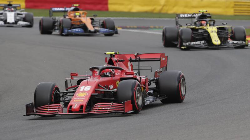 Slumping Ferrari warn desperate fans: 'Don't expect miracles'