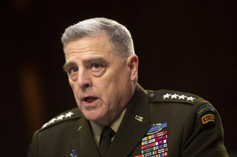 Top US general tells Congress military won't play a role in 2020 election