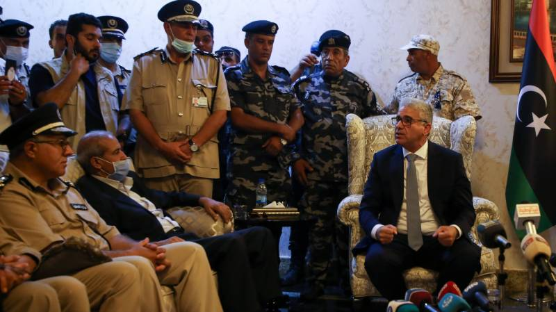 Libya unity government names new defence officials after protests
