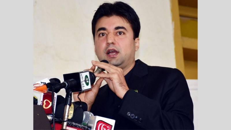 Murad Saeed blames Opp parties for FATF grey list