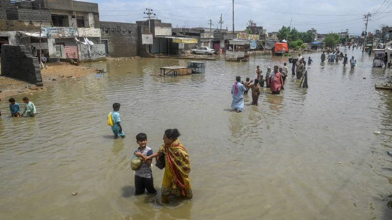 Sindh declares 20 districts disaster-hit