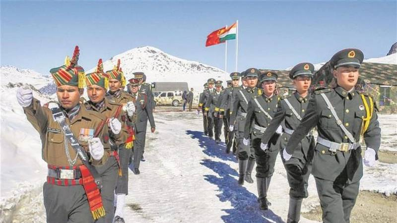 India, China in new border standoff
