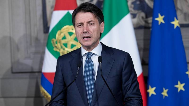 Safe school reopening 'top priority' for Italy's Conte