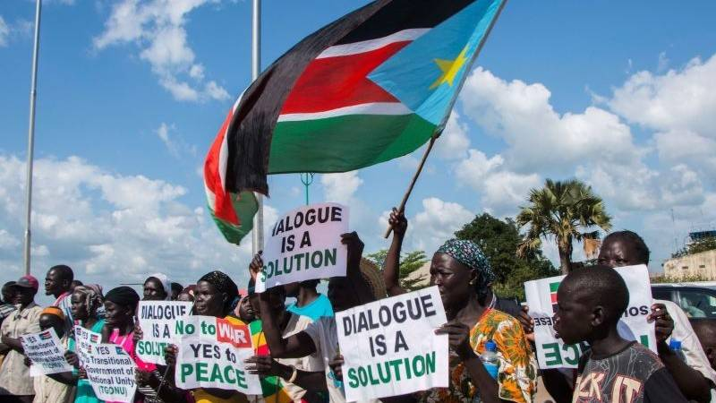 Western Troika welcomes Sudan pact as 'first step' for peace