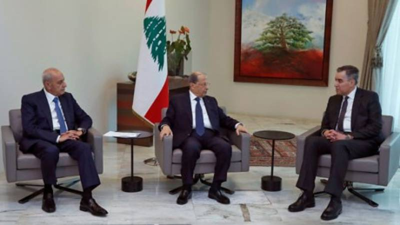 'Cause of all ills': Lebanon's complex power-sharing system