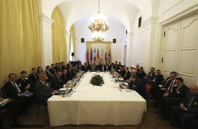 Iran nuclear deal parties meet amid US pressure