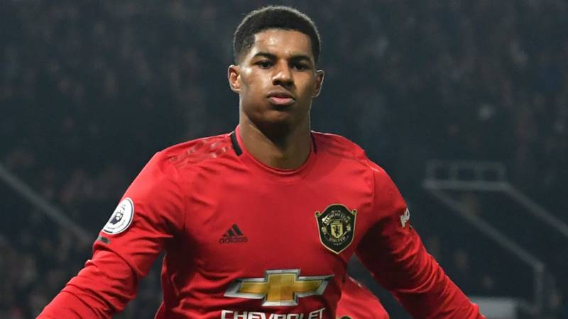 Rashford joins forces with supermarkets to fight child poverty