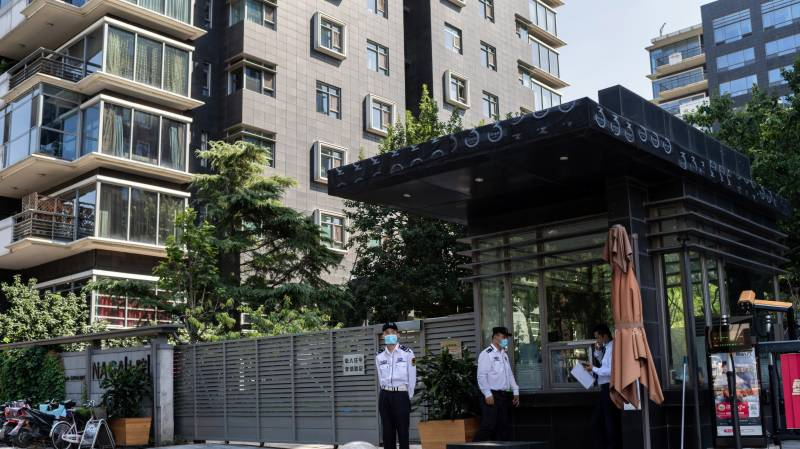 Jackie Chan's luxury Beijing condos up for auction in ownership row