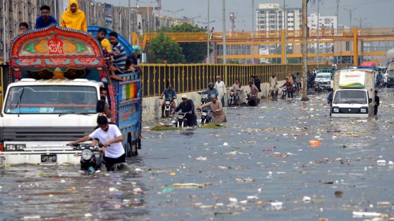 Audit of rain funds for Karachi ordered