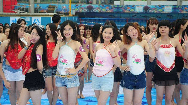 China uni sparks anger by telling women to avoid 'revealing' clothes