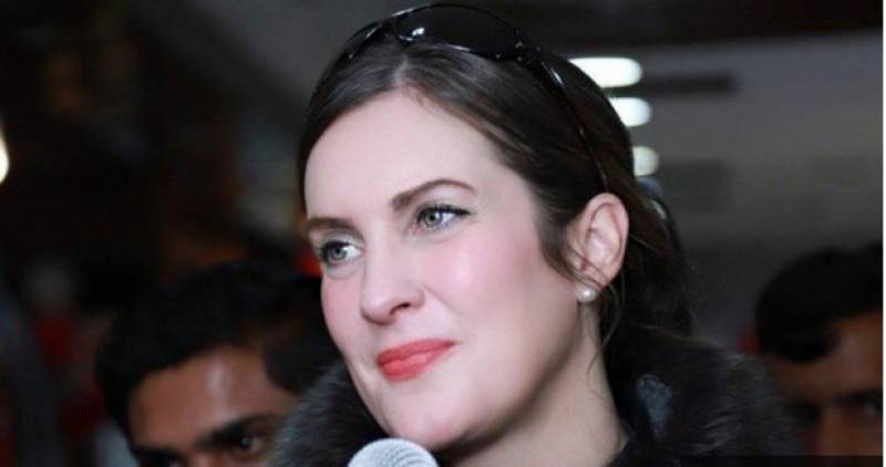 Cynthia Ritchie ordered to leave Pakistan within 15 days
