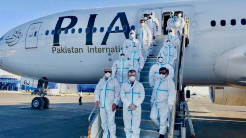 Pakistan issues new virus SOPs for domestic, international flights