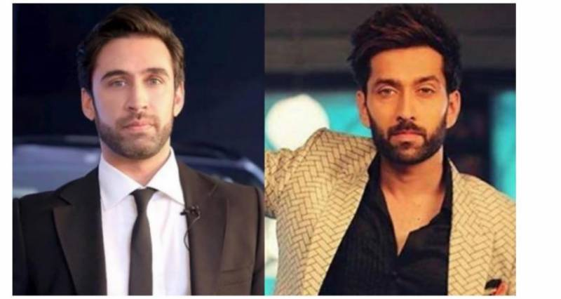 Twitter buzzes over Ali Rehman Khan's resemblance to Indian actor Nakul Mehta
