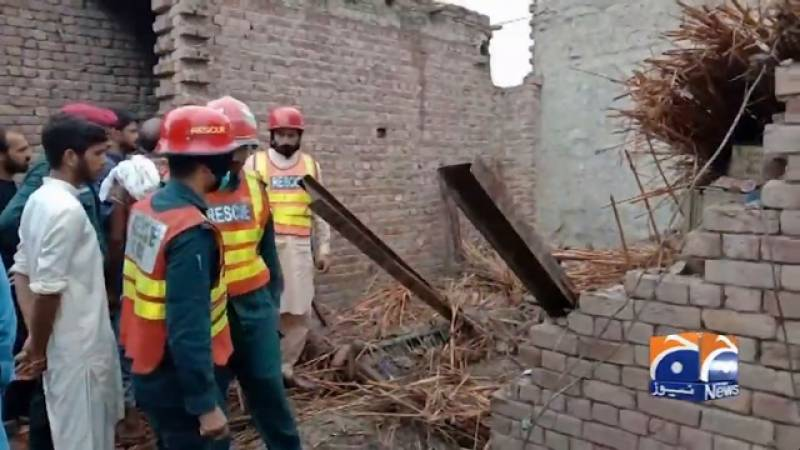 Three workers die as under-construction building collapses