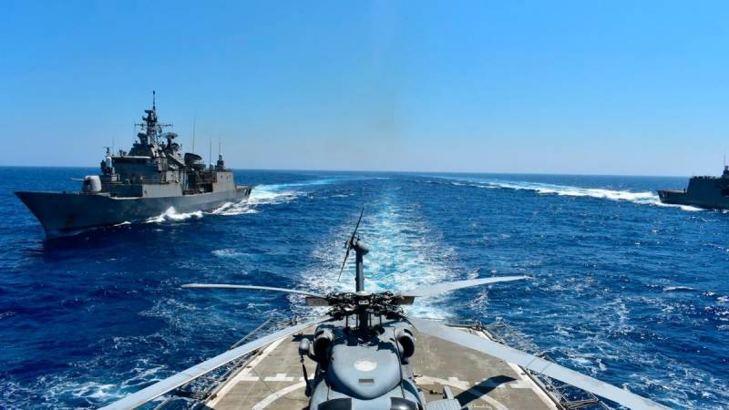 Greece, Turkey to hold NATO talks over Med tensions