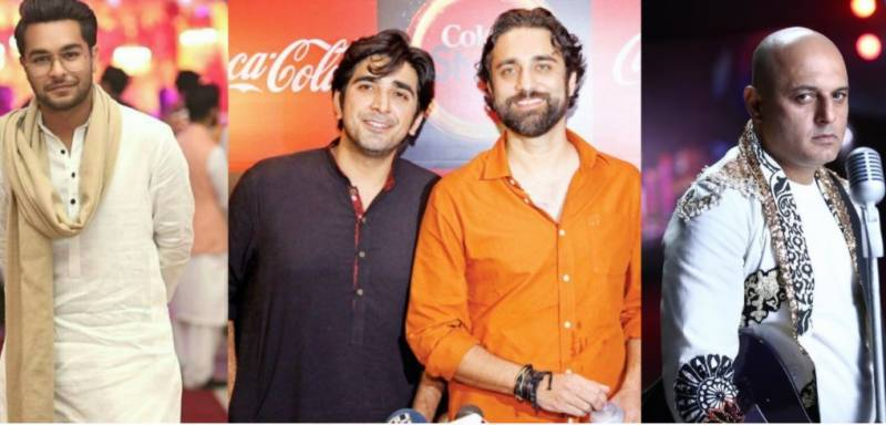 Three Alis, Asim Azhar team up for Defence Day song