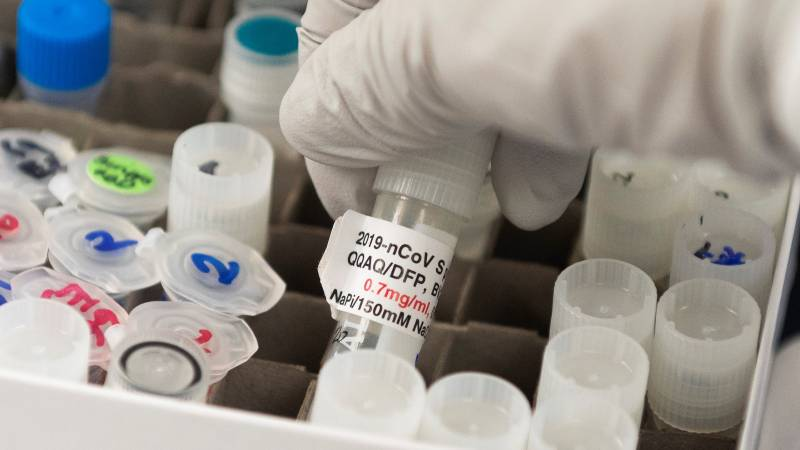 US states told be ready to distribute Covid-19 vaccine by Nov 1