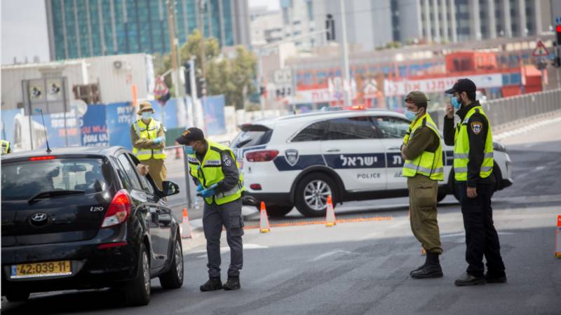 Israel to lock down 30 areas to fight Covid-19